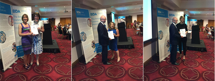 BDA Award winners 2016